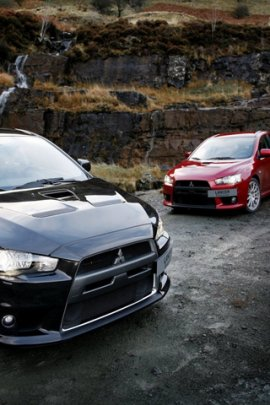 2009 evo x (click to view)
