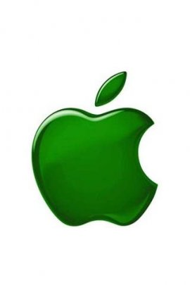 Green Apple Logo Jpg Wallpapers