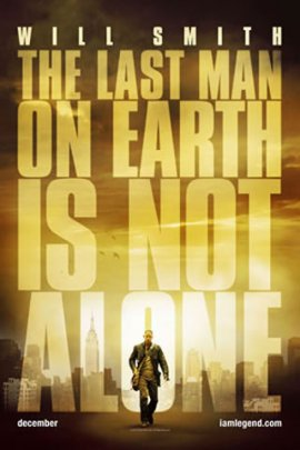 I am legend poster (click to view)