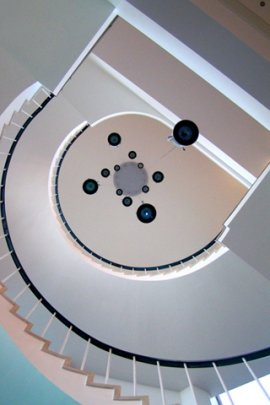 Stairs to ceiling (click to view)